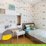 mẫu thiết kế căn hộ đẹp