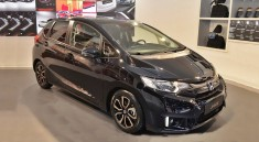 honda facelift