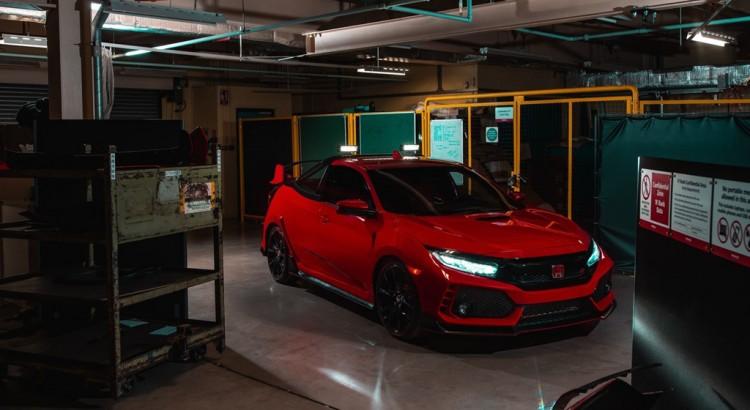 HondaCivic-TypeR01 bán tải